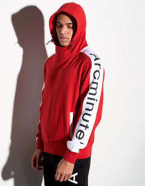 Wyck OTH Hoodie Red - Arcminute