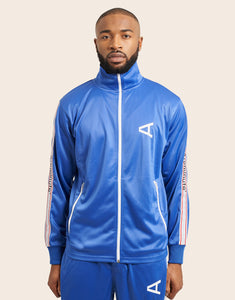 Escape Track Top Blue - Arcminute