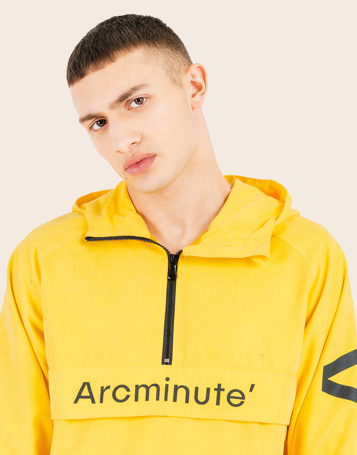 Solar Windbreaker Yellow - Arcminute