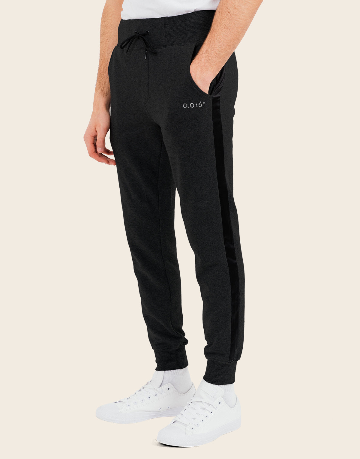 Statement Joggers Black - Arcminute