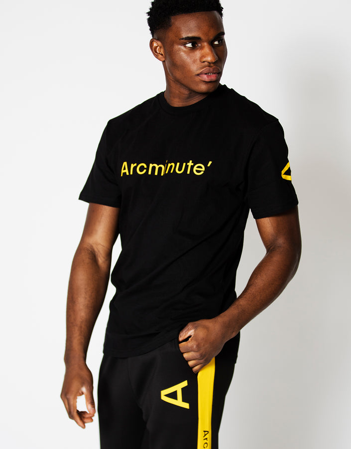 Haise T-Shirt Black - Arcminute