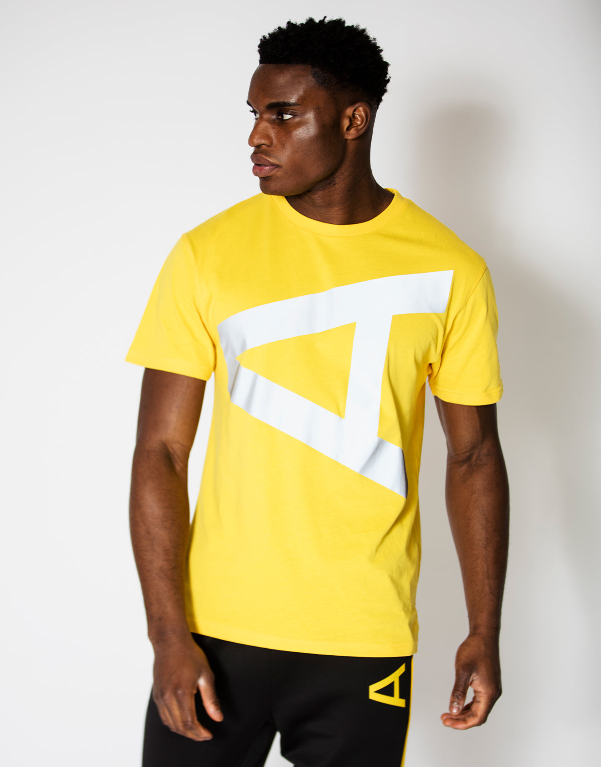 Leonov T-Shirt Yellow - Arcminute