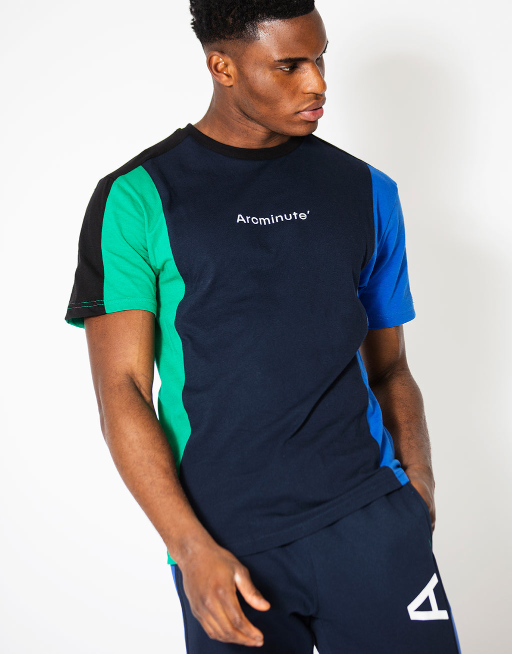 Mcnair T-Shirt Striped - Arcminute
