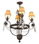 Luxurious Charm Antonia 4 LT Chandelier