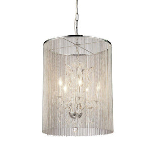 Rosalias Chain Crystal Chandelier