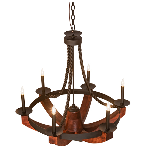 "34"" Wide Doyle Chandelier"