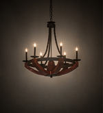 "42"" Wide Doyle Chandelier"