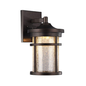 CHLOE Lighting FRONTIER Transitional LED Outdoor Wall Sconce
