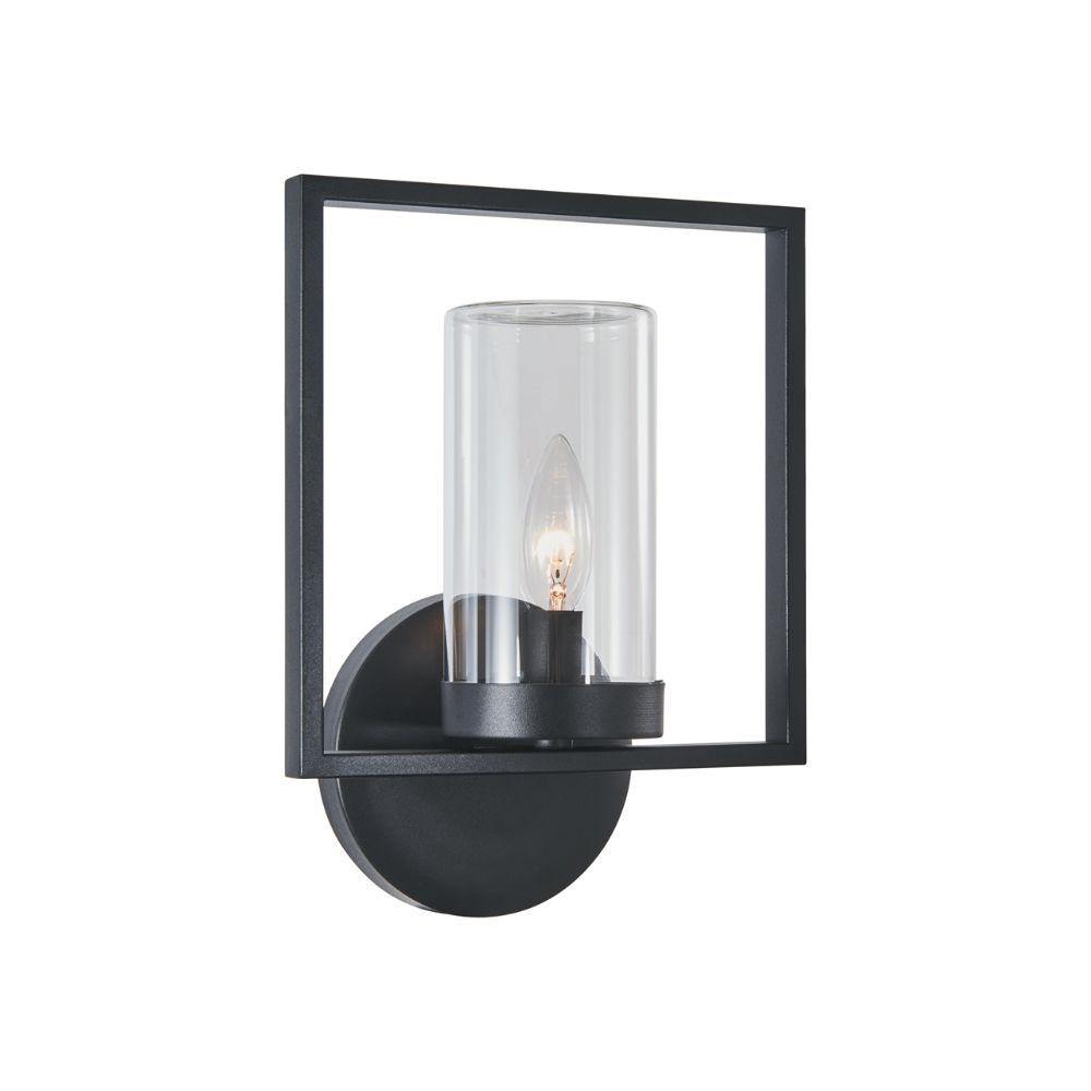 "CHLOE Lighting DANIEL Transitional 1 Outdoor/Indoor Wall Sconce 13"" Tall"