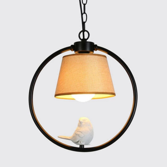 American Country Syle Bird Farmhouse Chandelier
