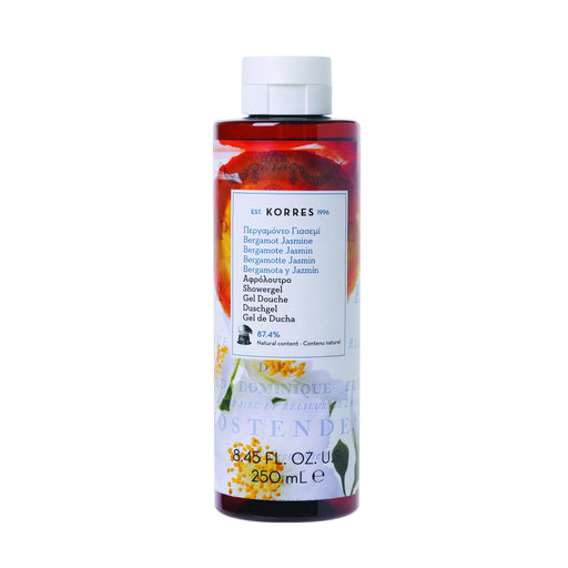 Shower Gel Bergamot Jasmine 250ml