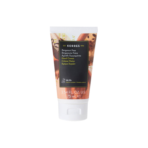 KORRES Bergamot Hand Cream 75ml