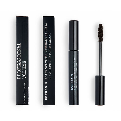 KORRES Mascara Black Volccanic Minerals 02 Brown 8ml