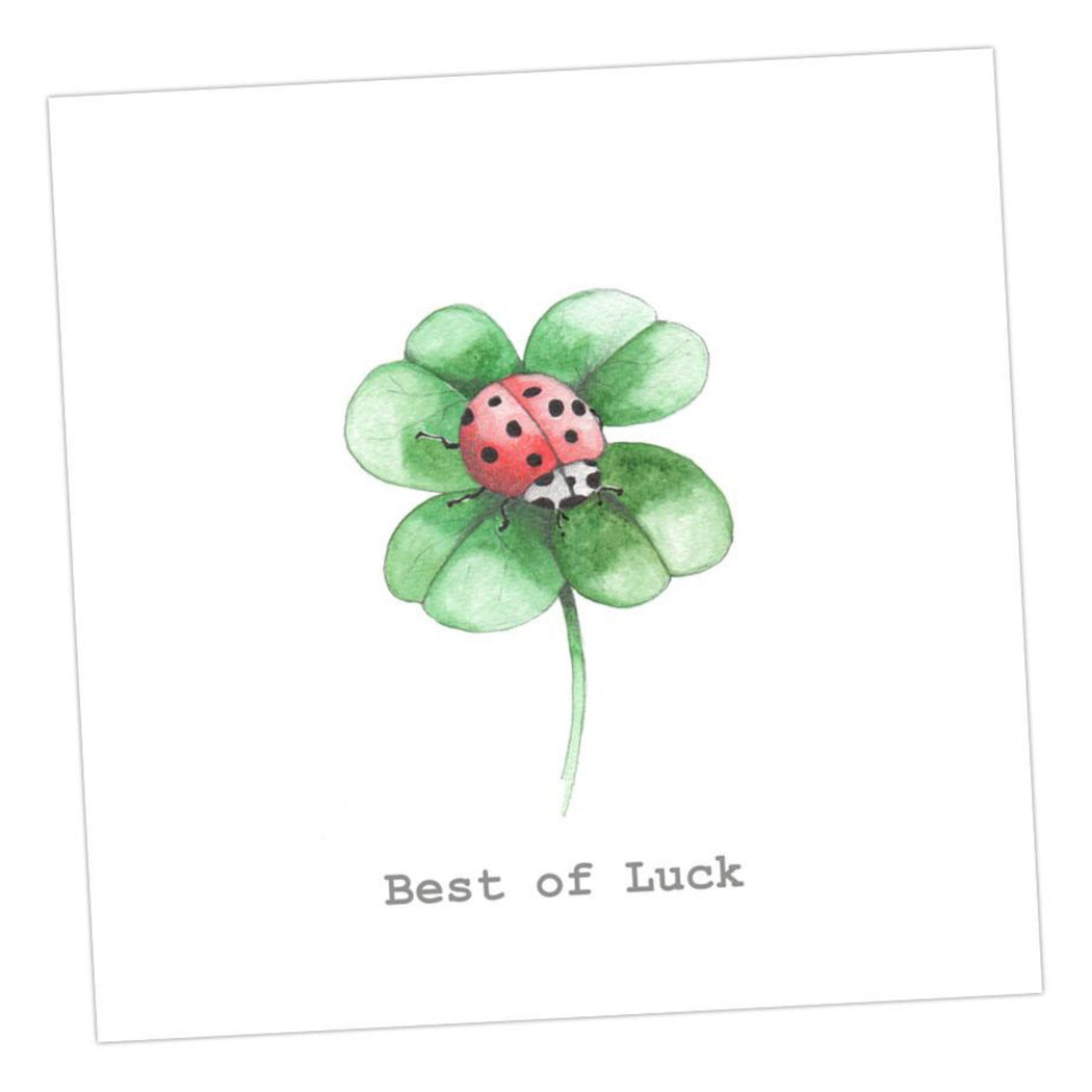 Good Luck Ladybird