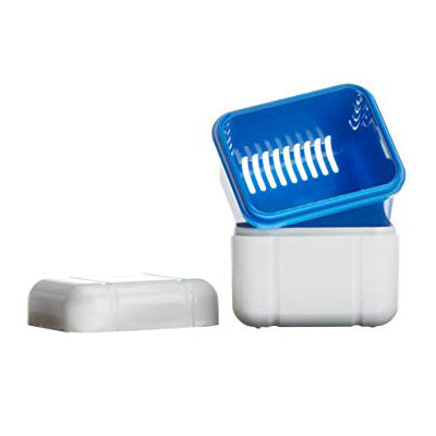 Dental Appliance Cleaning Box