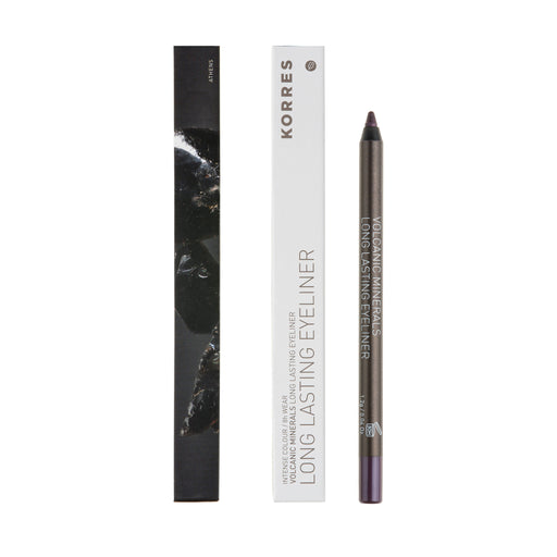 KORRES Eye Pencil Volcanic Minerals 04 Purple 1.2ml
