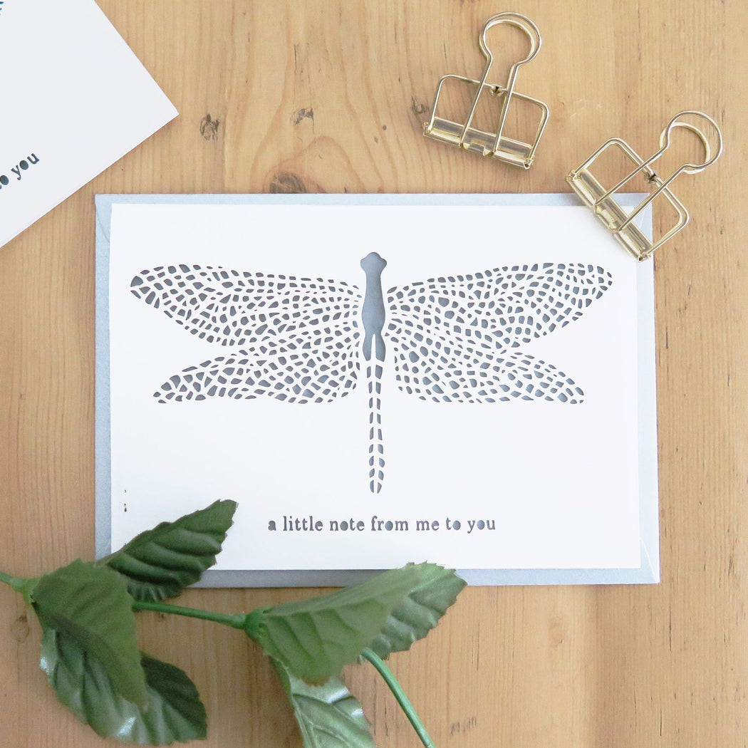 Dragonfly Note