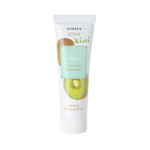 Beauty Shots Kiwi Gentle Exfoliating Scrub 18ml