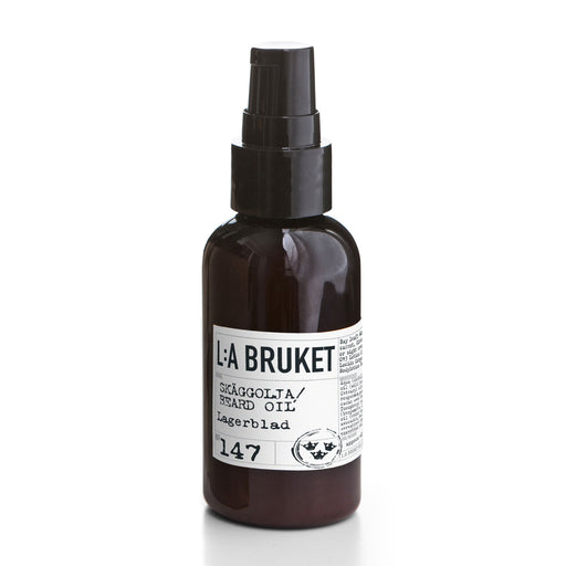 L:A BRUKET Beard Oil 60ml