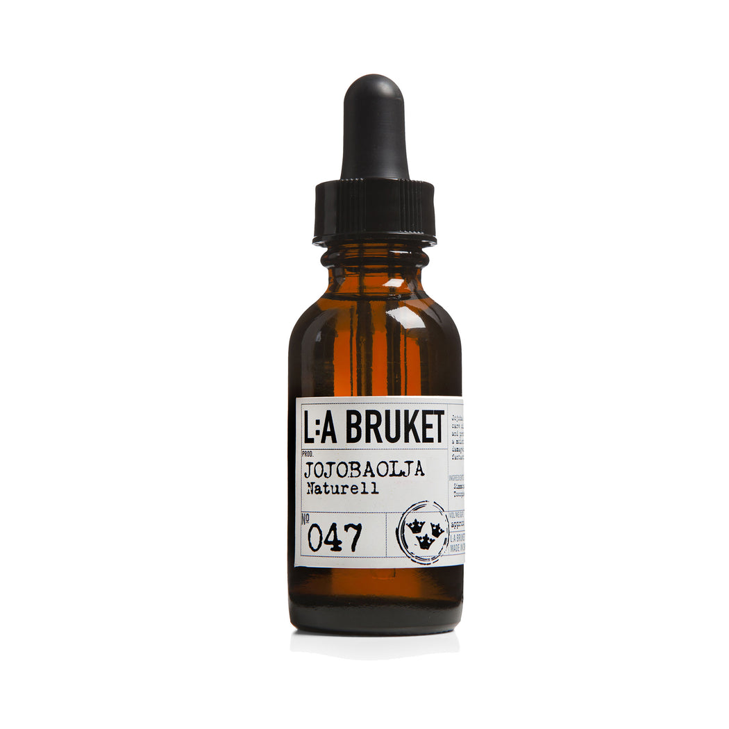 L:A BRUKET Jojoba Oil Natural 30ml