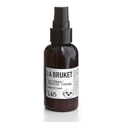 L:A BRUKET Shaving Cream 60ml