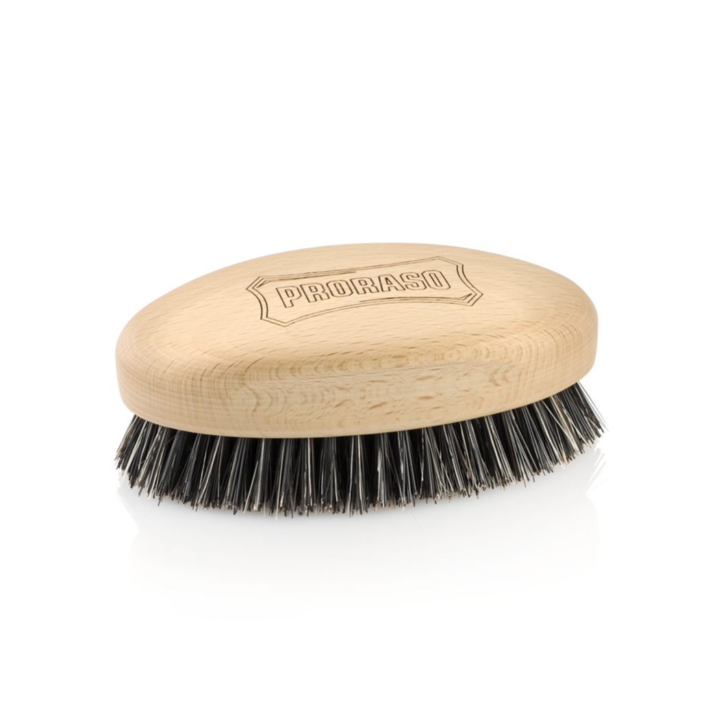 Military Hair Brush