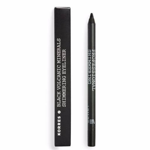 Eye Pencil Volcanic Minerals - Shimmer Black 1.2ml