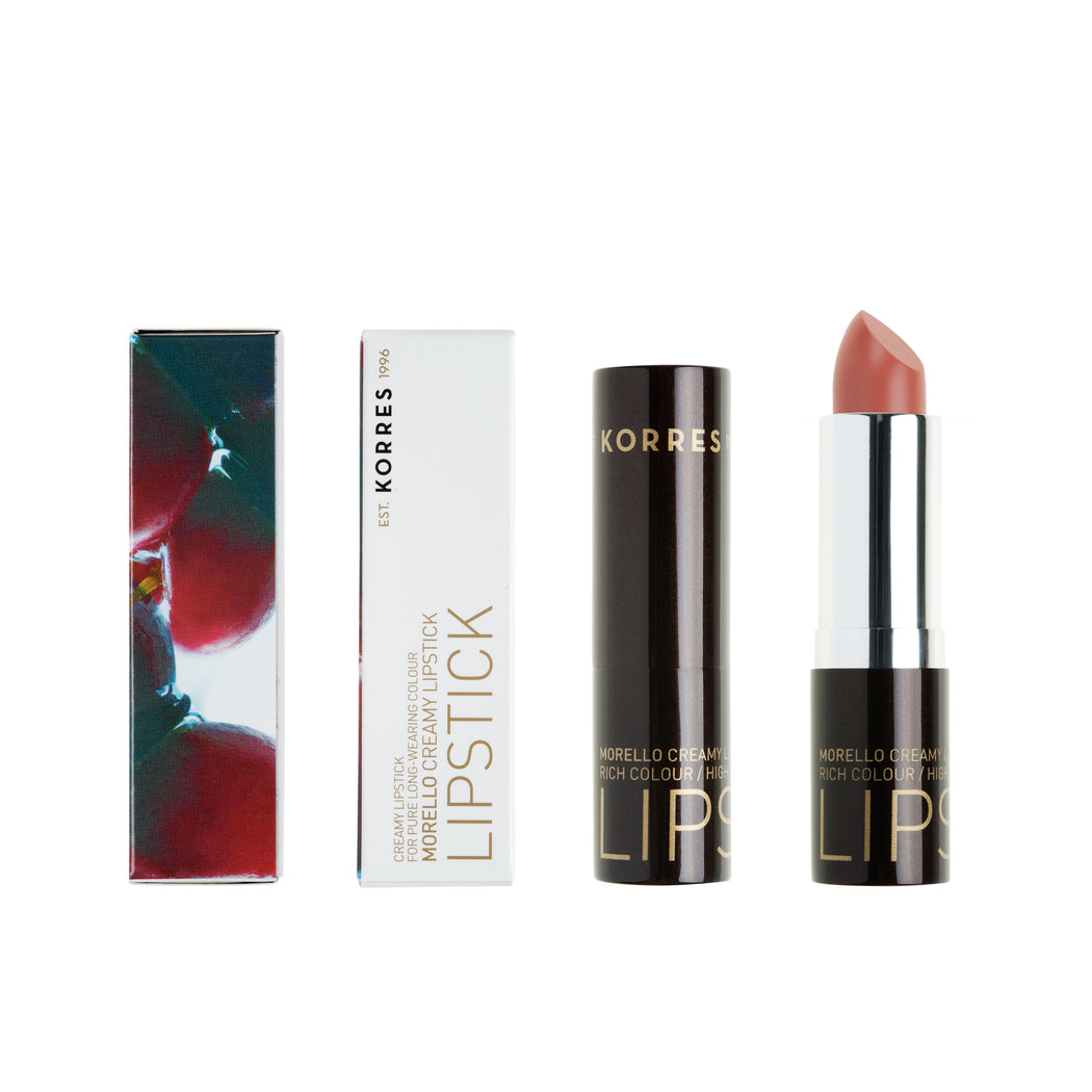 Lipstick Morello Creamy - 03 Warm Beige 3.5ml