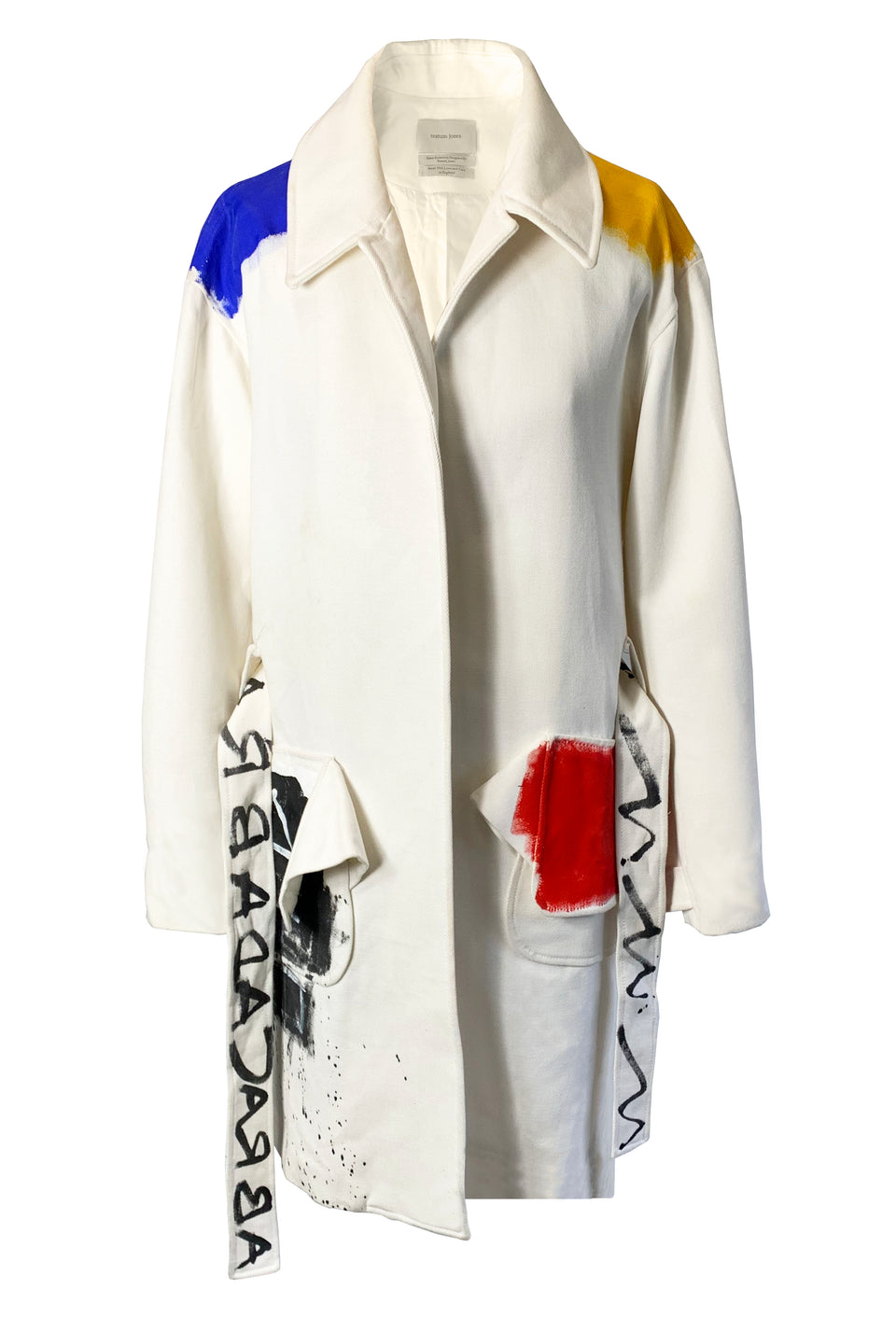 Buchannan Hand Painted Coat