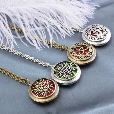 50% OFF AROMATHERAPY NECKLACE for Essential Oil Lovers!
