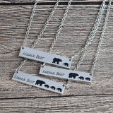 FREE Mama Bear Necklace for all the SUPER WOMEN out there! Just pay for Shipping & Handling!