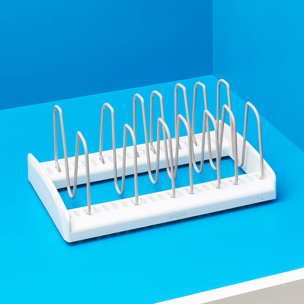 StoreMore Adjustable Lid Holder