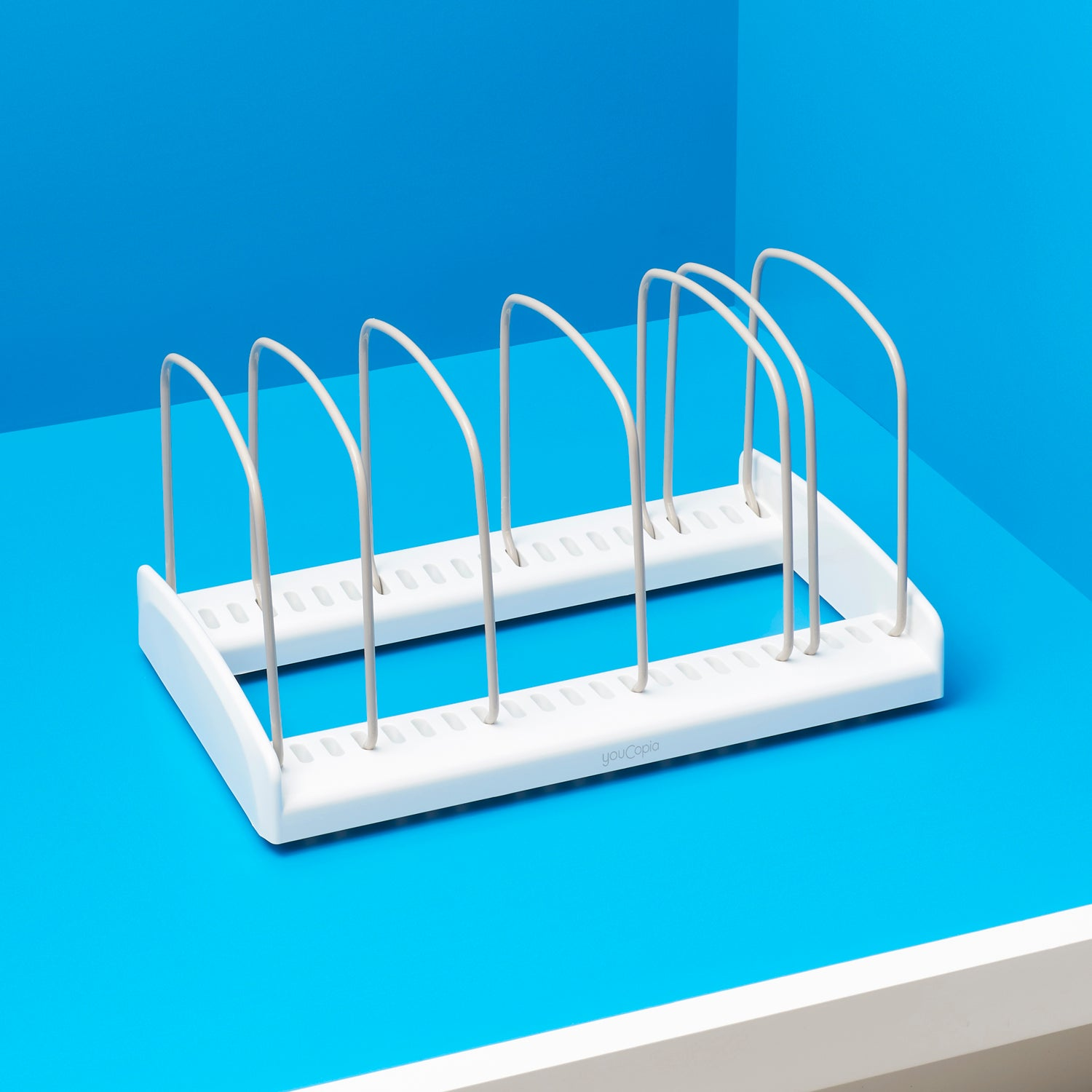 StoreMore Adjustable Bakeware Rack