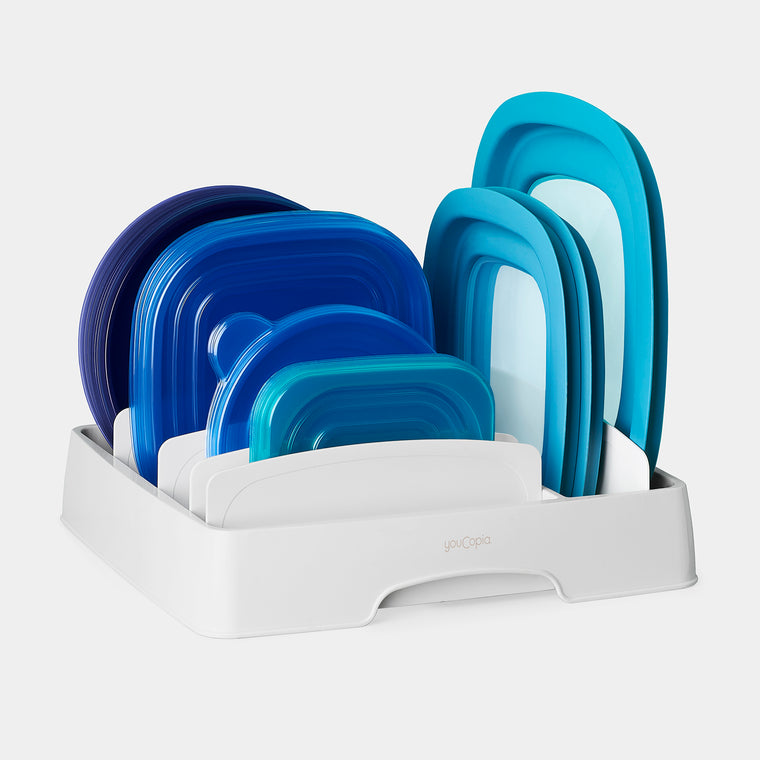 StoraLid™ Food Container Lid Organizer
