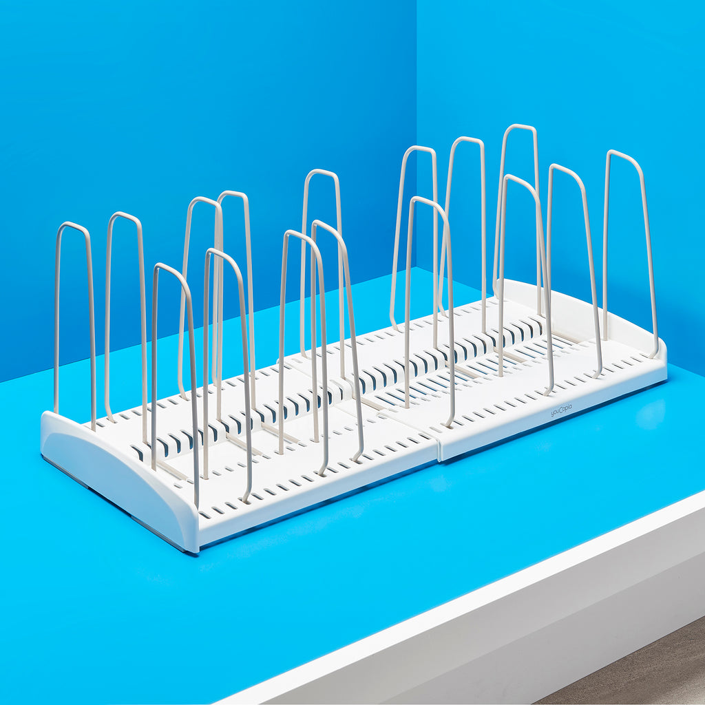 StoreMore Expandable Cookware Rack