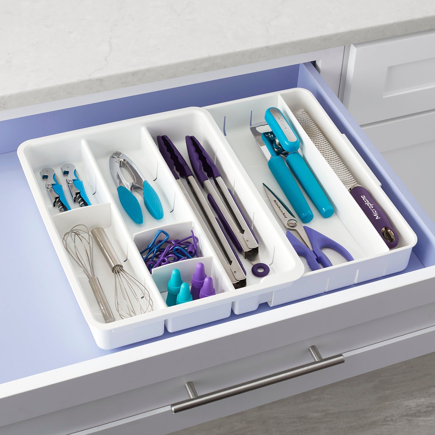 DrawerFit Kitchen Tool Organizer