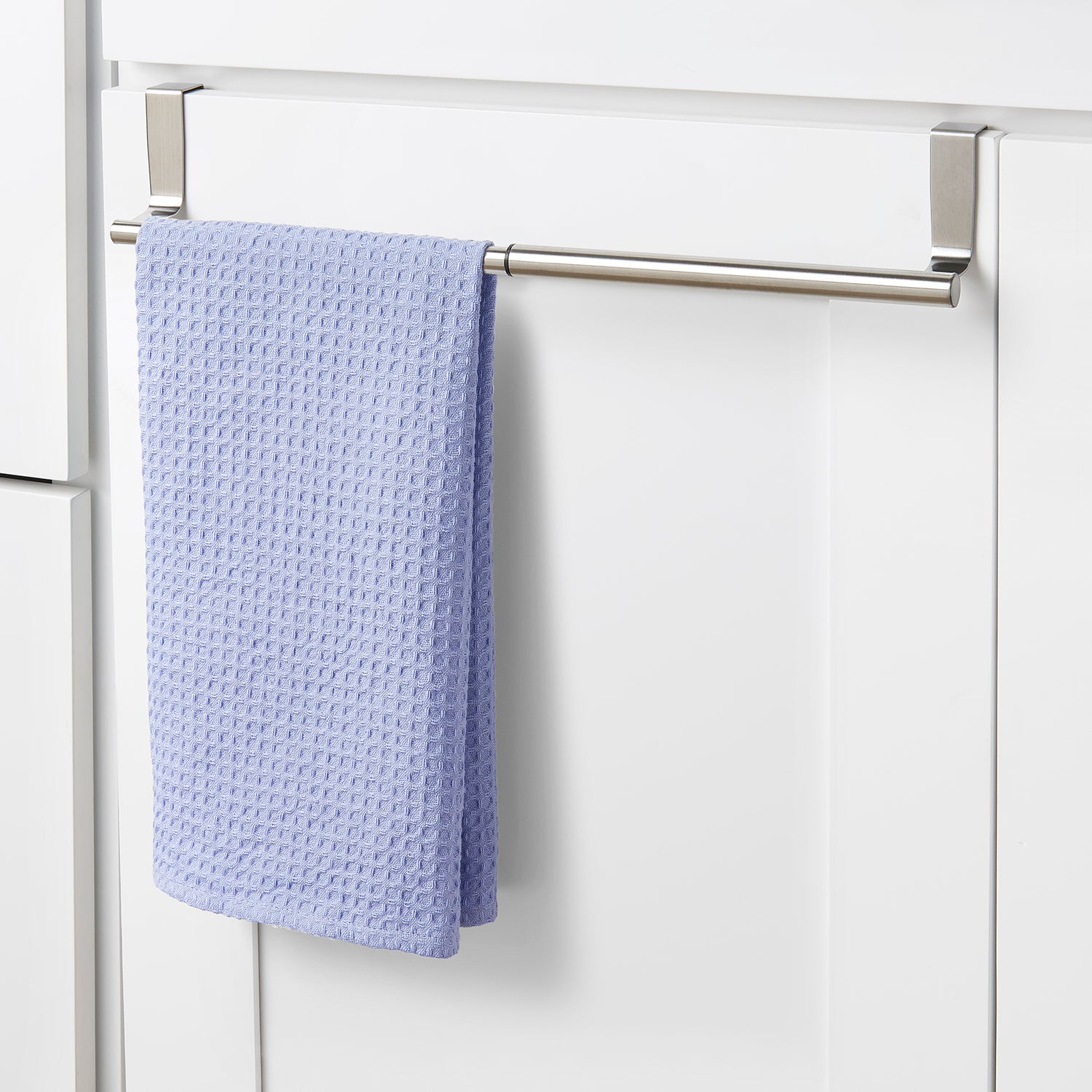 Over the Cabinet Door Expandable Towel Bar