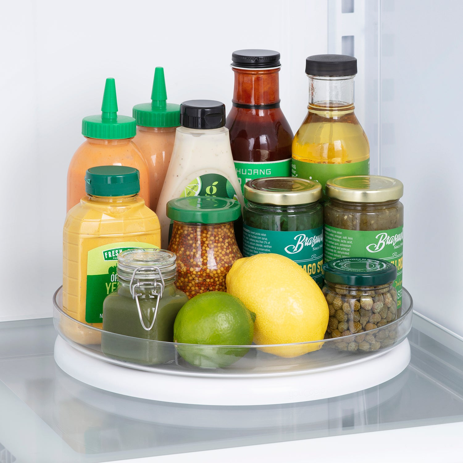 "FridgeView™ 11"" Fridge Turntable"