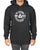 RS Badge Hoodie Black - Cotton