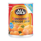 All Gold Jam Smooth Apricot 450g