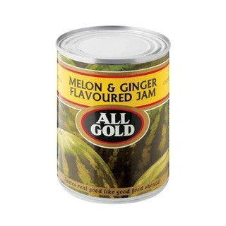 All Gold Jam Melon & Ginger 450g