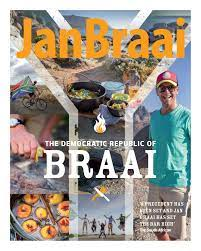The Democratic Republic of Braai by Jan Braai