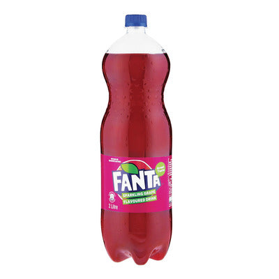 Fanta Grape 2L