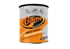 Isotonic Game Powder - Tin 720g