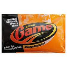 Isotonic Game Powder Sachets