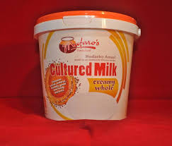 Hodezeko Amasi Soured Milk 1kg - for Pick up orders only