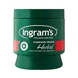 Ingram's Camphor Cream (Herbal) 500g