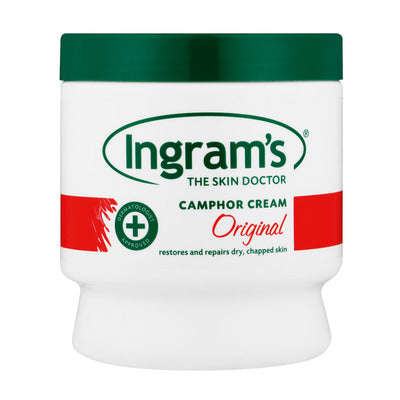Ingram's Camphor Cream (Original) 500g
