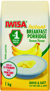 Iwisa Instant Breakfast Porridge 1kg