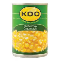 Koo Sweetcorn Cream Style 420g
